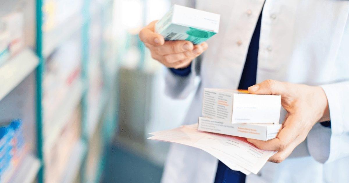 pharmacist debating Over-the-Counter Medications vs. Prescription Medications