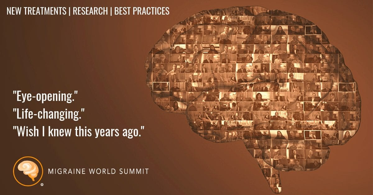Migraine World Summit logo