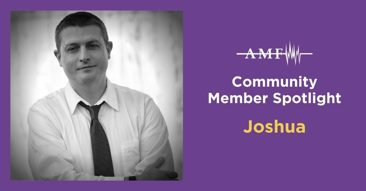 Joshua Dyer community member