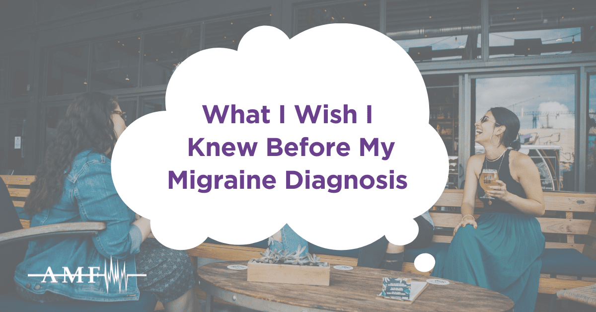 What I Wish I Knew Before Migraine